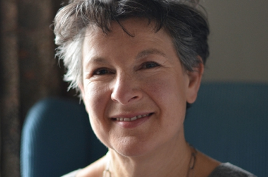 Portrait - Joan Fogel - London Psychotherapy Group Therapist